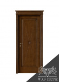 Дверь Le Cifre 2-11 Antique dark walnut