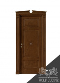 Дверь Le Cifre 5-31 Antique dark walnut